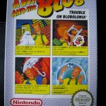 A Boy And His Blob : Trouble On Blobolonia (1991)