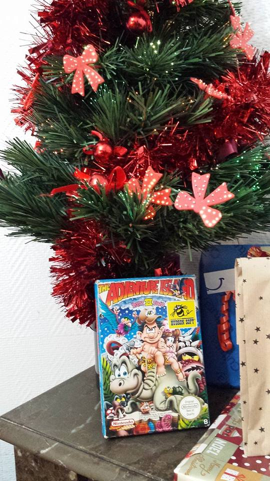 Secret Santa 2014 France Retrogaming