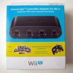 Adaptateur Wii U pour manettes GameCube