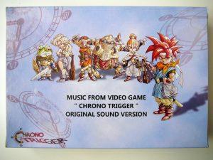 Chrono Trigger Original SoundTrack SNES version