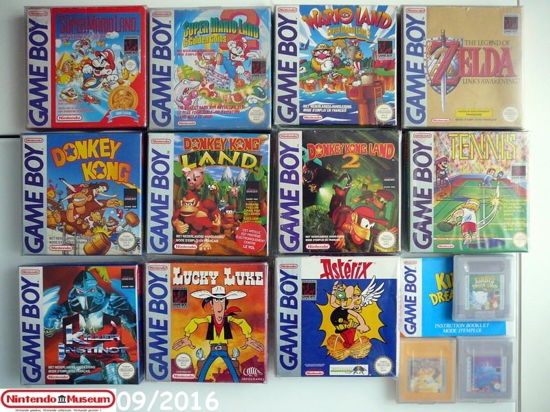 La collec' de Nevertrust Collection-software-Game-Boy