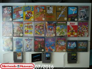 Collection software NES