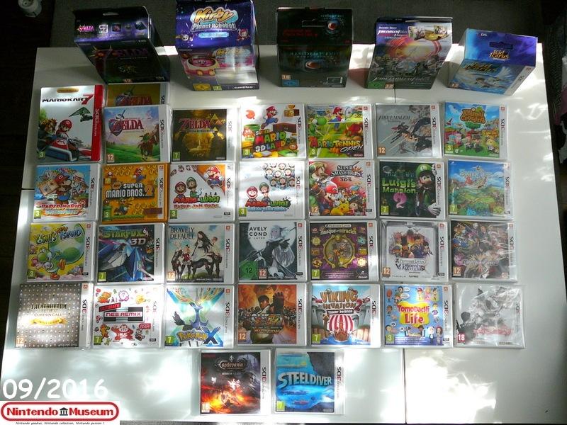 La collec' de Nevertrust Collection-software-Nintendo-3DS