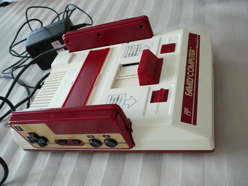 L'histoire de la Nes dans le monde 1/2 , Par Retrotechnologie Famicom-3