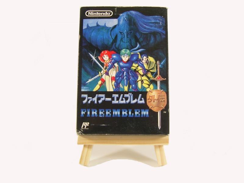 ファイアーエムブレム外伝 - Fire Emblem Gaiden
