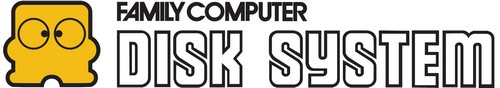 Logo Family computer Disk System