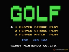 ゴルフ - Golf in-game