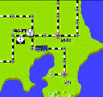 スーパー桃太郎電鉄 - Super Momotarô Dentetsu in-game