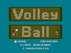 バレーボール (Volleyball/Barê Bôru) in-game