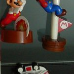 Figurines McDonalds univers Mario