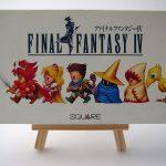 Final Fantasy IV (ファイナルファンタジーIV) (1991)