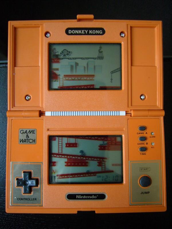 Game & Watch Donkey Kong