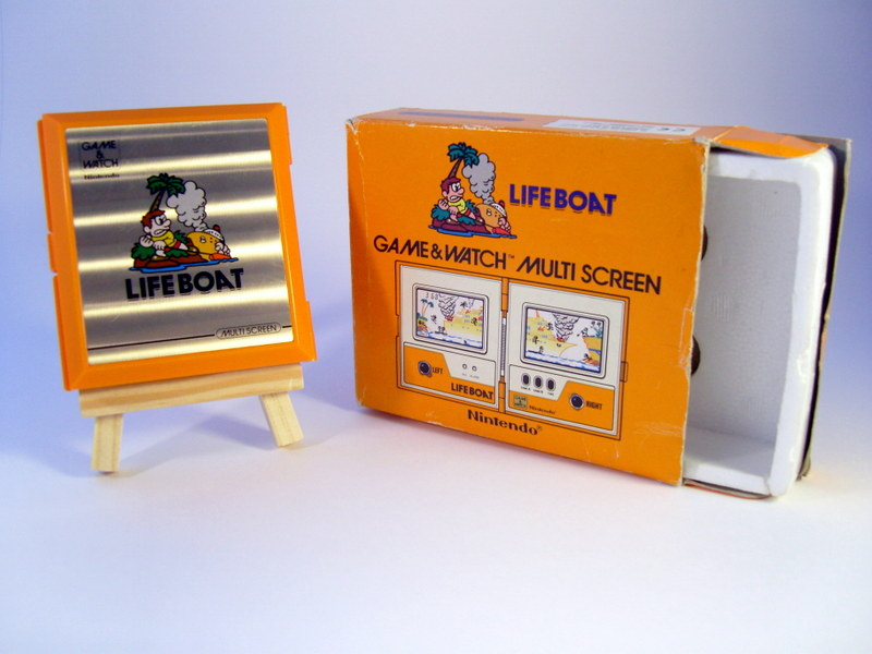 Game & Watch Life Boat