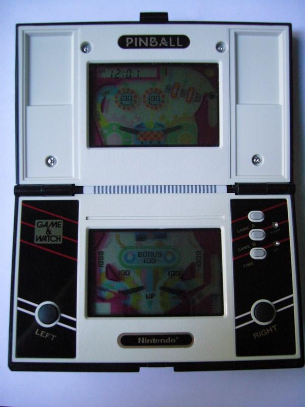 Game & Watch Pinball