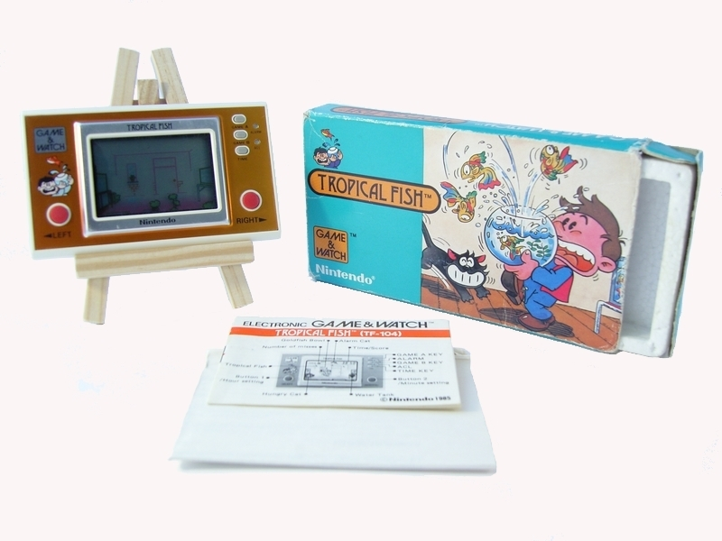 Game & Watch Tropical Fish