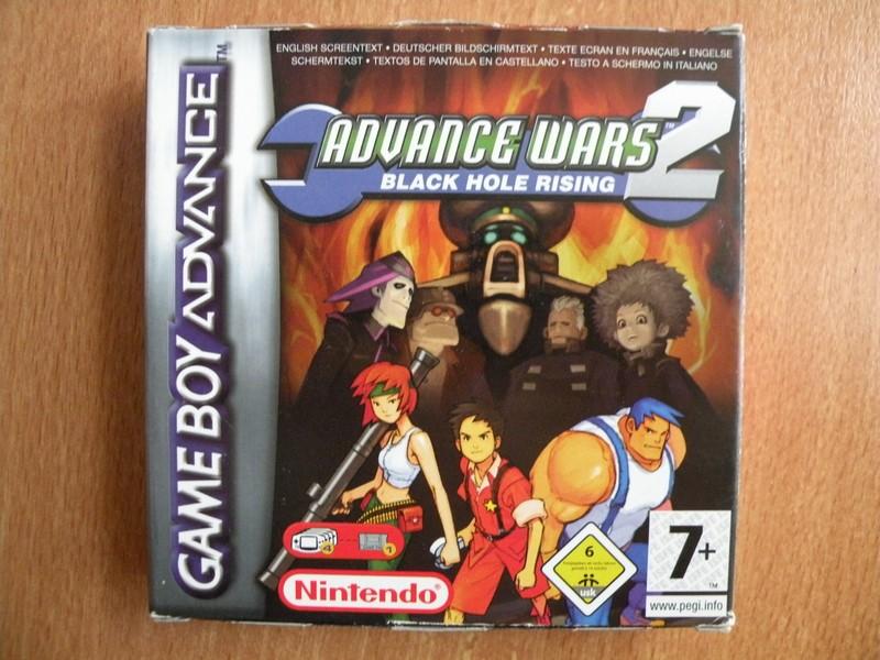 Advance Wars 2 : Black Hole Rising
