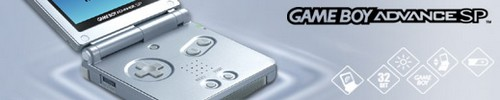 Bannière Game Boy Advance