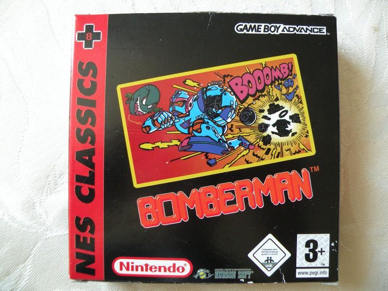 Bomberman NES CLASSICS