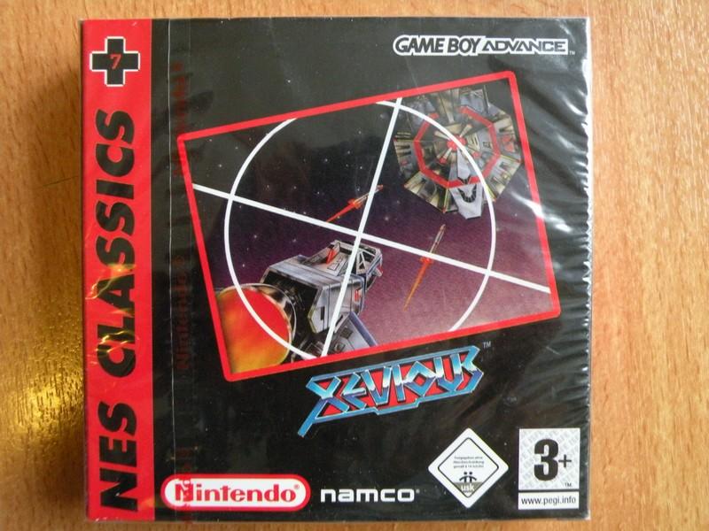Xevious NES CLASSICS