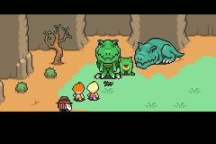 マザー3 - Mother 3 in-game