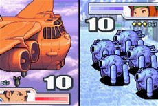 Advance Wars 2 : Black Hole Rising in-game