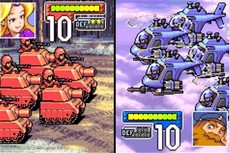 Advance Wars in-game