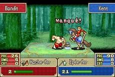 Fire Emblem in-game