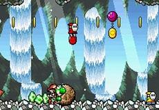 Super Mario Advance 3 : Yoshi's Island in-game