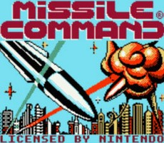Missile Command in-game