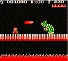 Super Mario Bros. Deluxe in-game