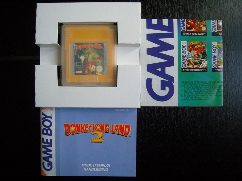 Donkey Kong Land 2 : Diddy's Kong Quest