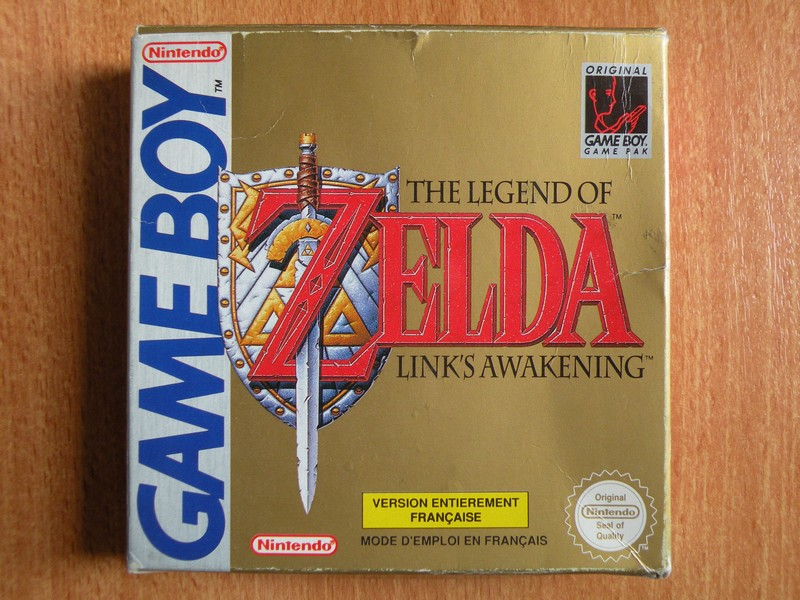 The Legend Of Zelda : Link's Awakening