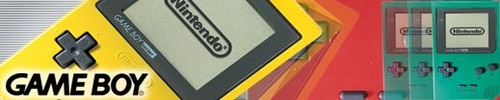 Bannière Game Boy