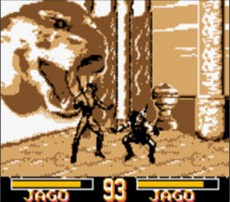 Killer Instinct in-game