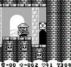 Super Mario Land 3 : Wario Land in-game