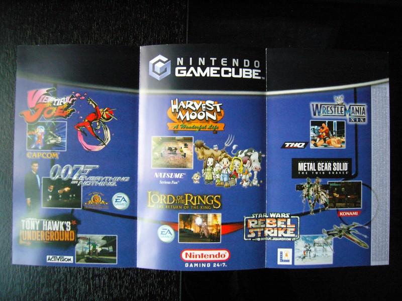 Publicité GameCube