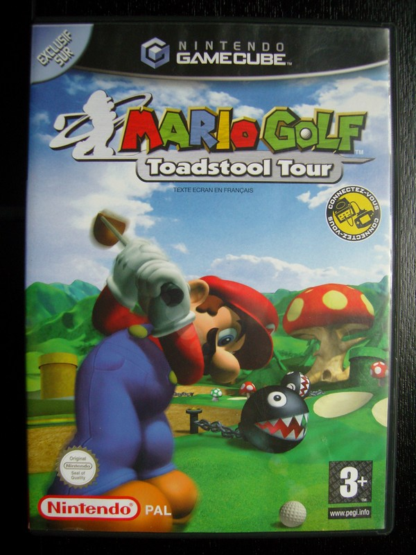 Mario Golf : Toadstool Tour