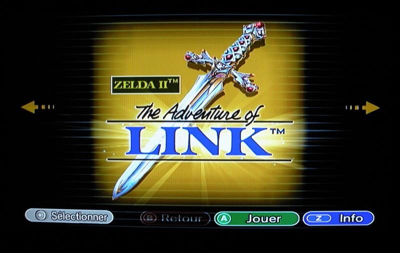 Zelda II The Adventure Of Link (Collector's Edition)