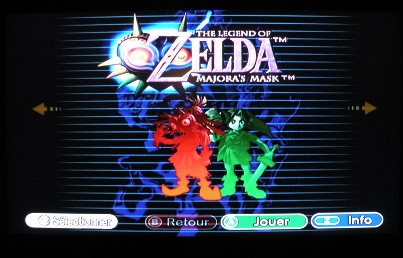 The Legend Of Zelda : Majora's Mask (Collector's Edition)