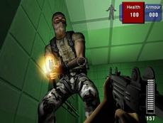 Die Hard : Vendetta in-game