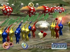 Pikmin in-game