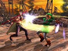 Soul Calibur II in-game