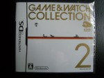Game & Watch Collection 2 – Club Nintendo Japon (2008)