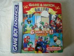 Game & Watch Gallery Advance (2002)