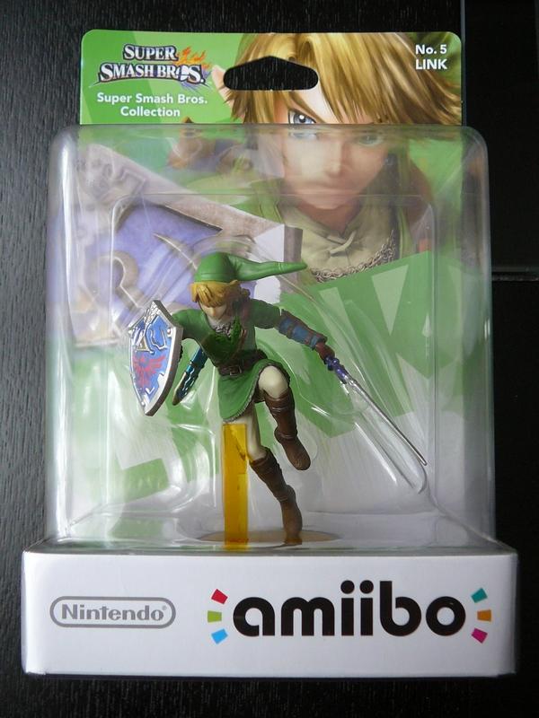 Amiibo n°5 Link