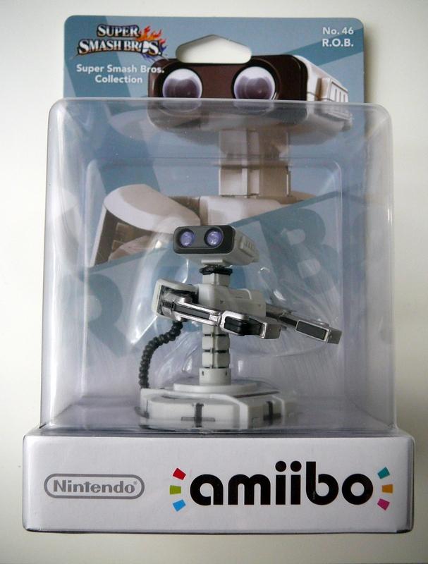 Amiibo n°46 R.O.B