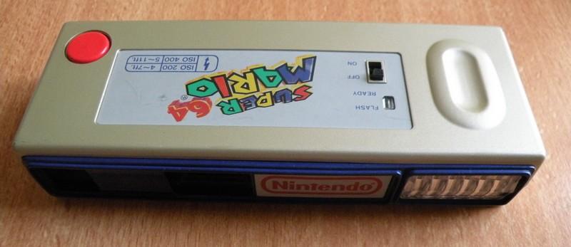 Appareil Photo Super Mario 64