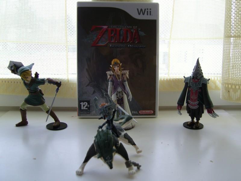 Figurines TLOZ Twilight Princess