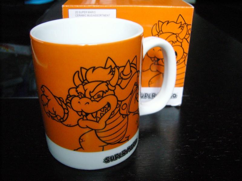 Mug Bowser