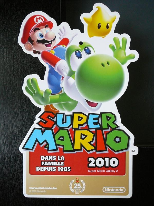 PLV Super Mario 2010 - Super Mario Galaxy 2
